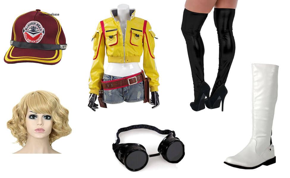 Cindy Aurum in Final Fantasy XV Costume