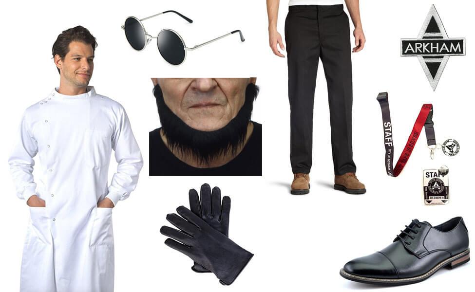 Hugo Strange Costume