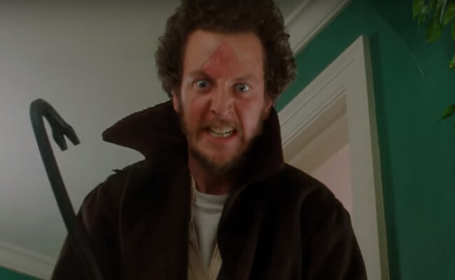 Marv From Home Alone