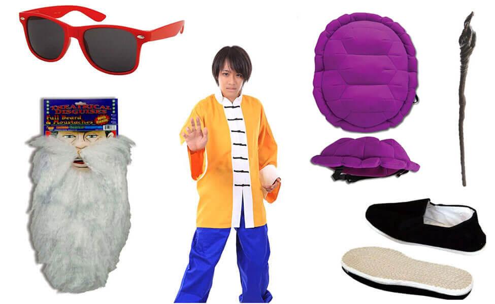 Master Roshi Costume