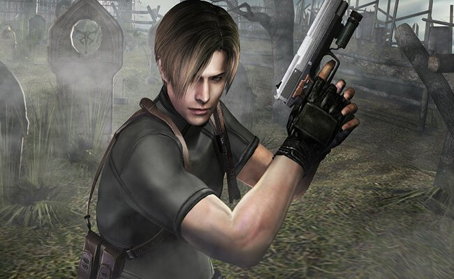 Leon S Kennedy from Resident Evil 4