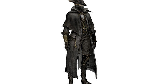 The Hunter from Bloodborne