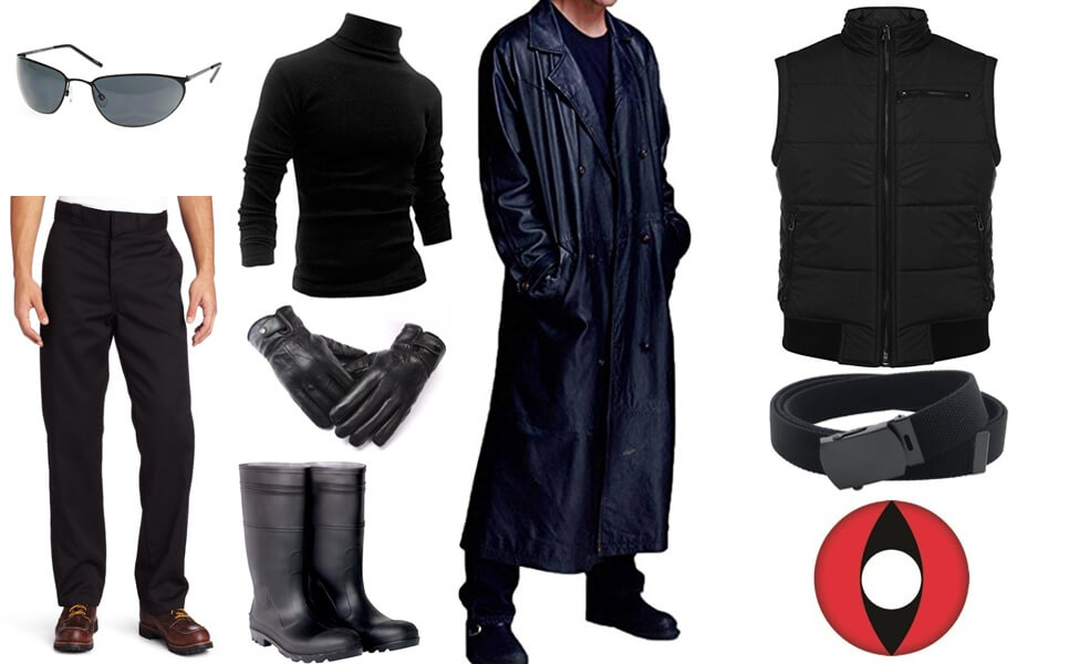Albert Wesker Costume