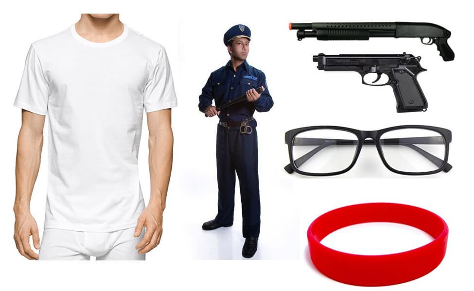 Content Cop Costume