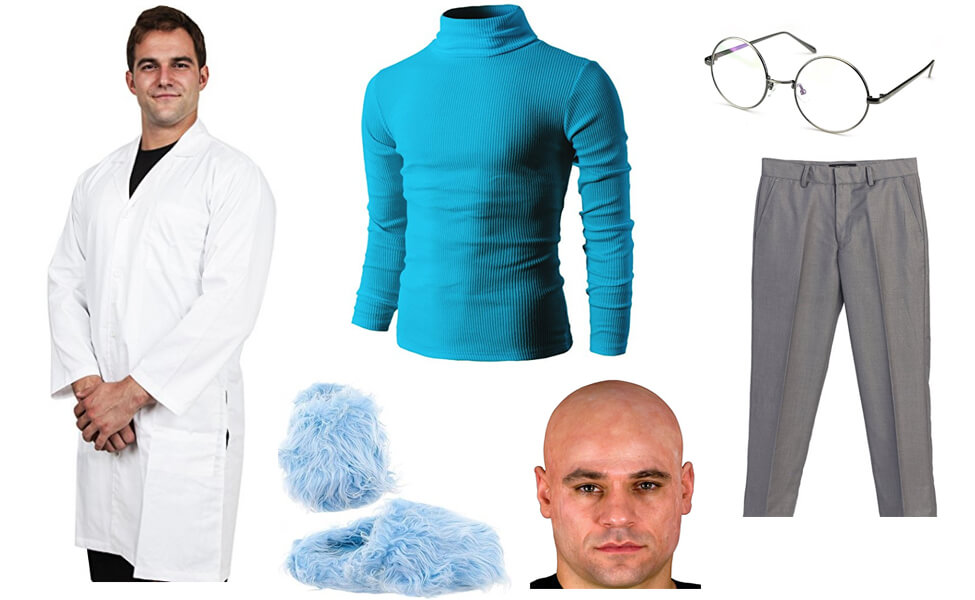 Professor Farnsworth Costume