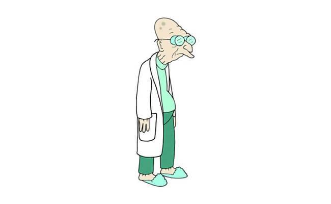 Professor Farnsworth