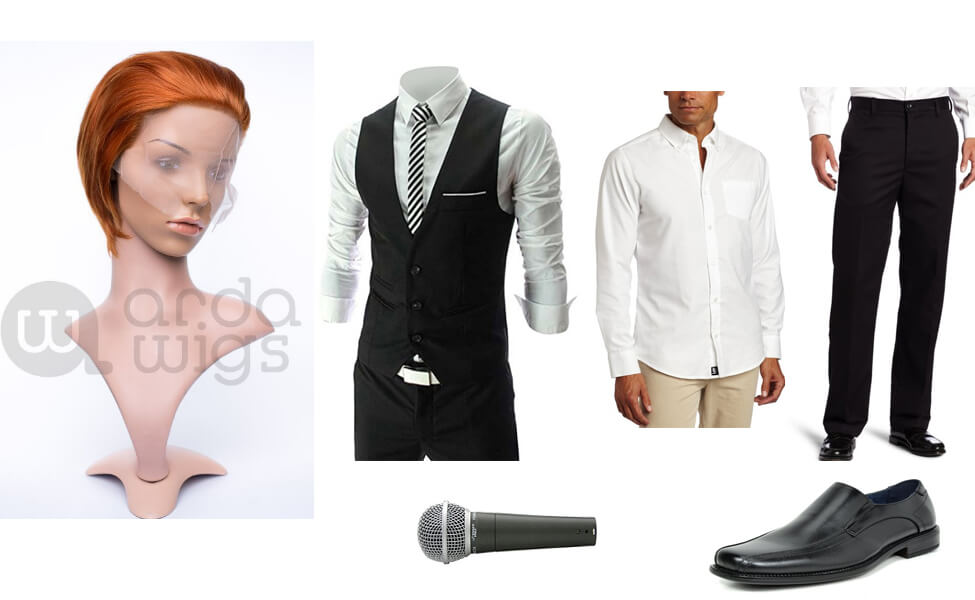 The Thin White Duke Costume