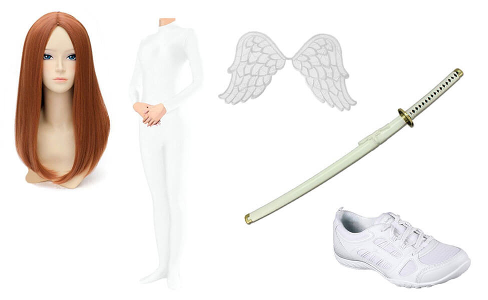 Colleen Wing Costume