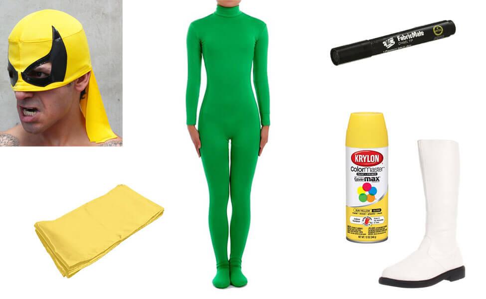 Iron Fist Costume