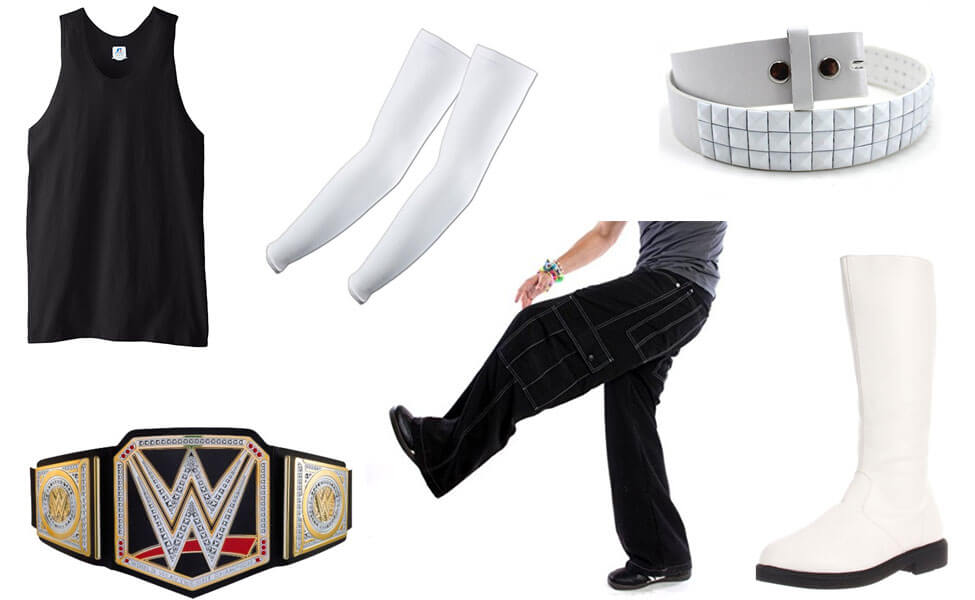 Jeff Hardy Costume
