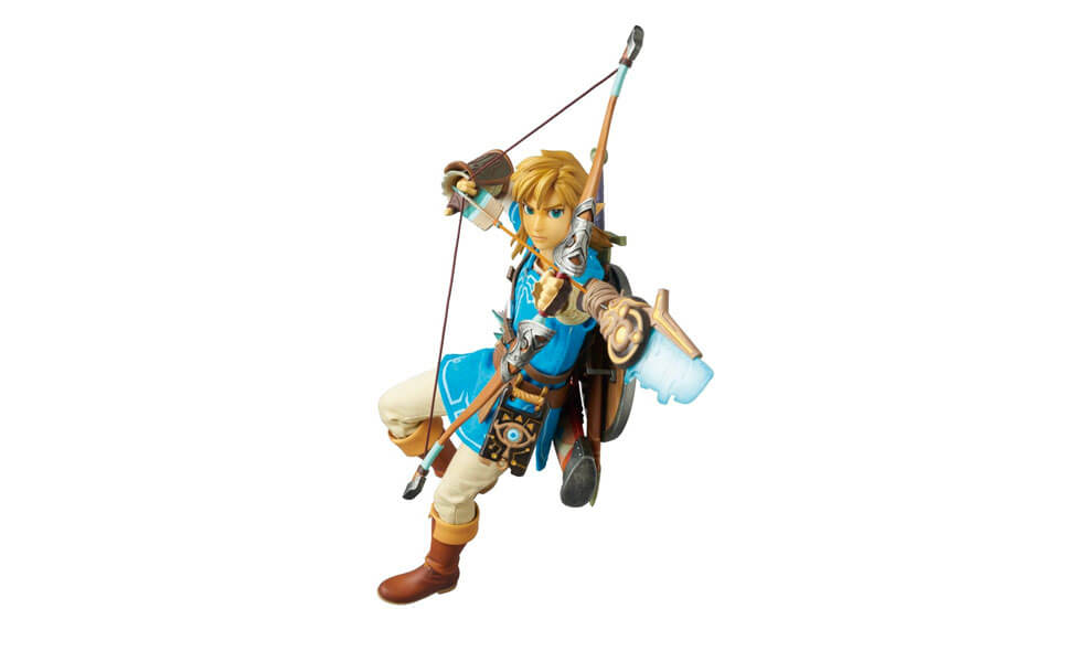 Link In Zelda Breath Of The Wild Costume Carbon Costume