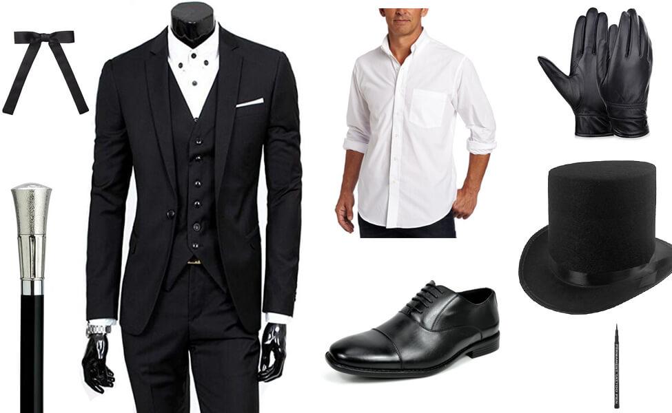 Mr. Dark Costume