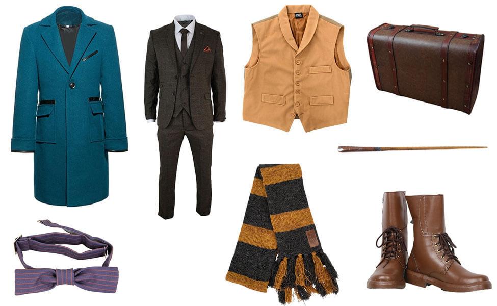 Newt Scamander Costume