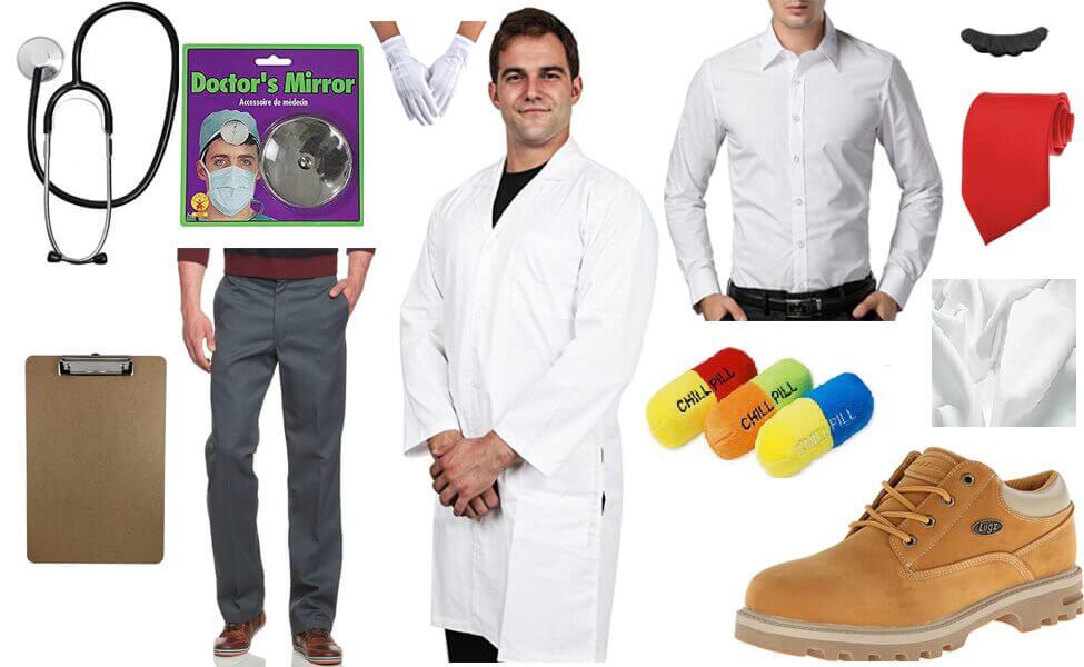 Dr. Mario Costume