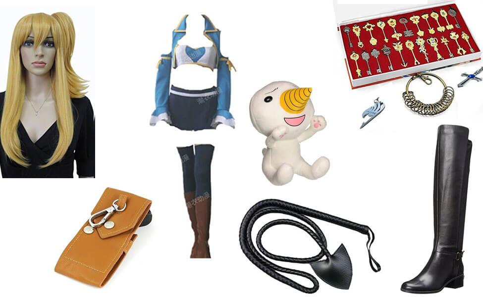 Lucy Heartfilia Costume