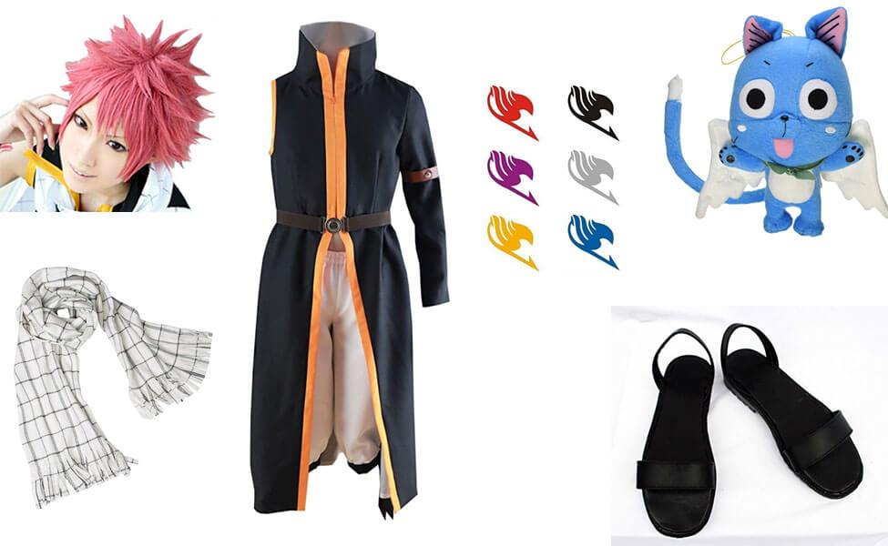 Natsu Dragneel Costume