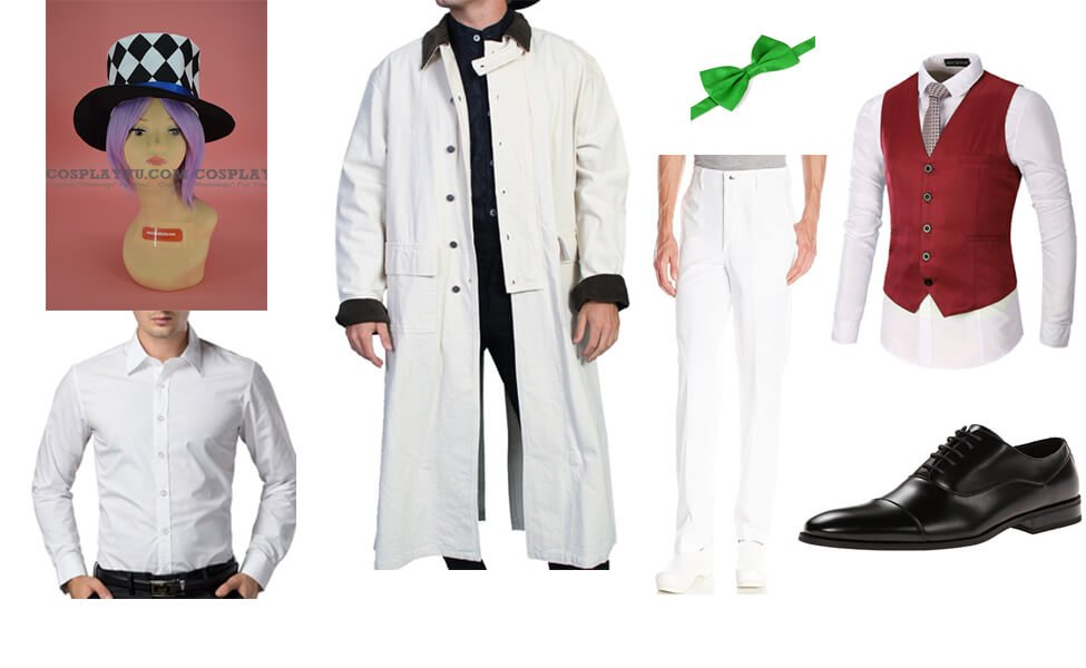 William Zeppeli Costume