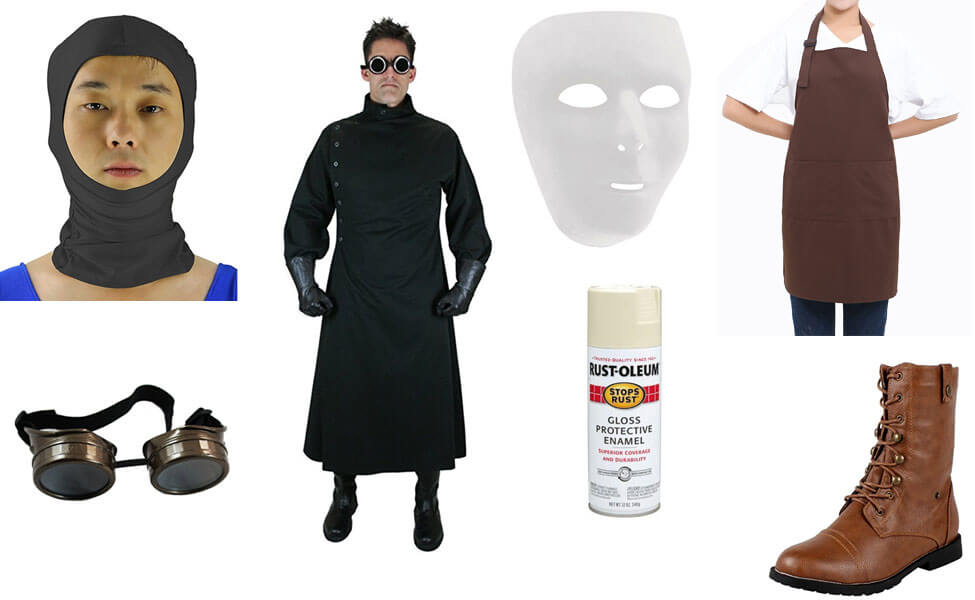 Doctor Poison Costume