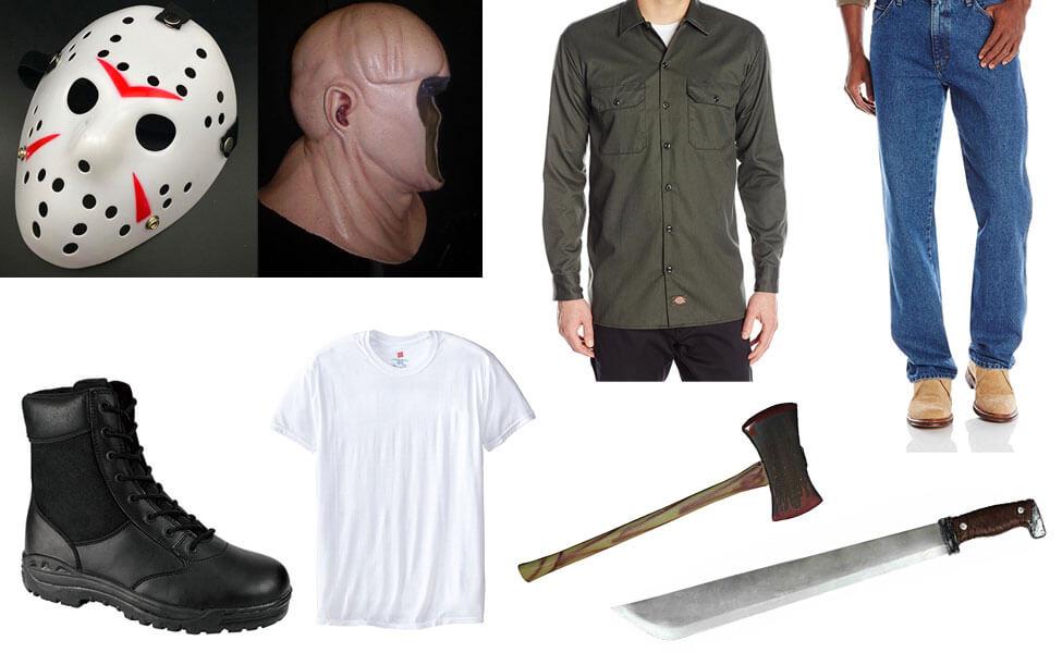 Jason Voorhees (Part 3) Costume