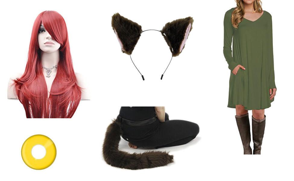 Koneko Costume