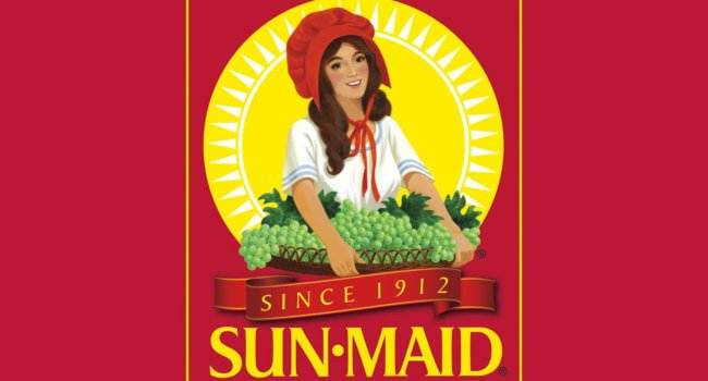 Sun-Maid Raisin Girl