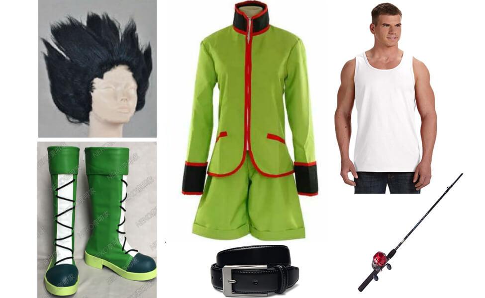 Gon Freecss Costume
