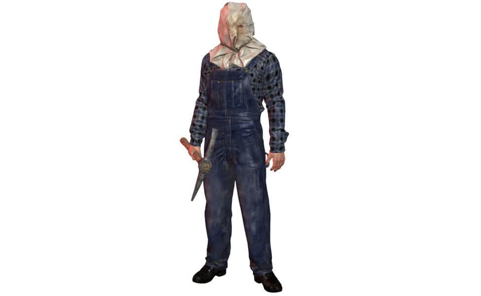 Jason Voorhees (Part 2)