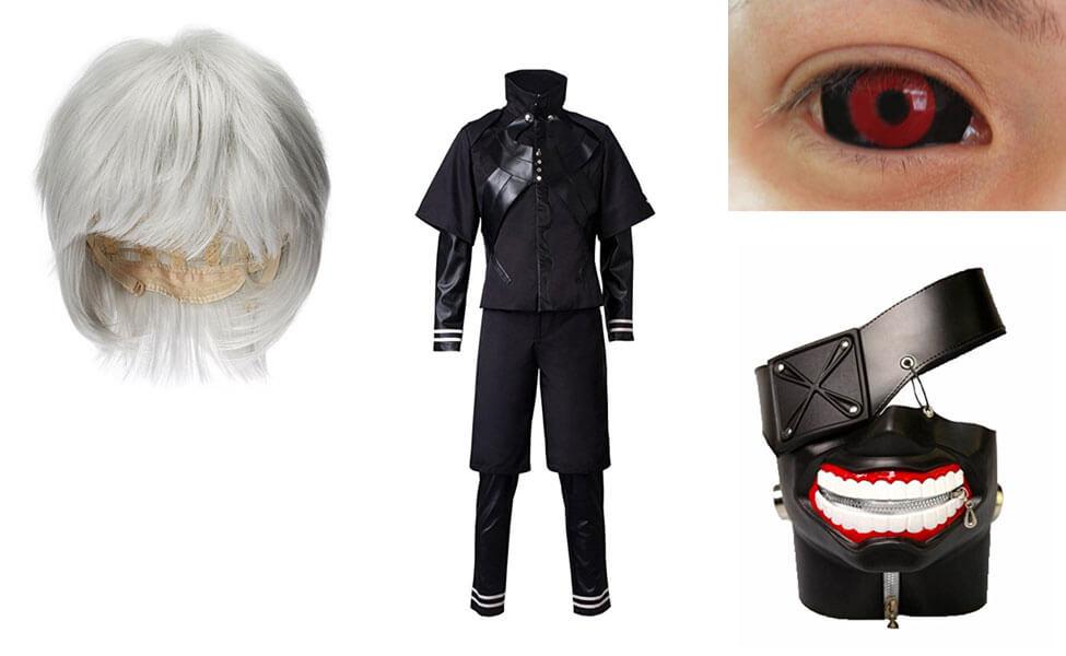 Ken Kaneki Costume
