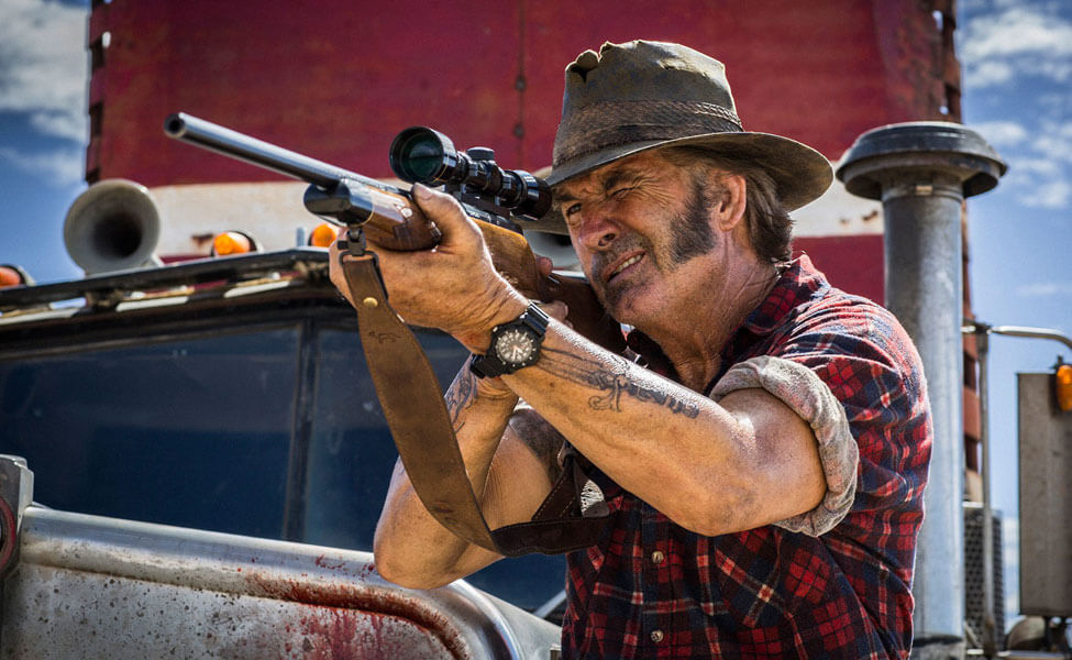 Mick Taylor from Wolf Creek