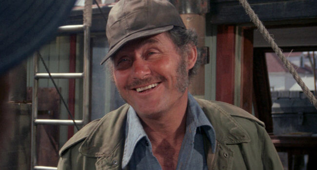 Quint from Jaws