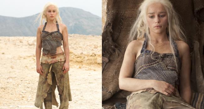 Dothraki Daenerys Targaryen