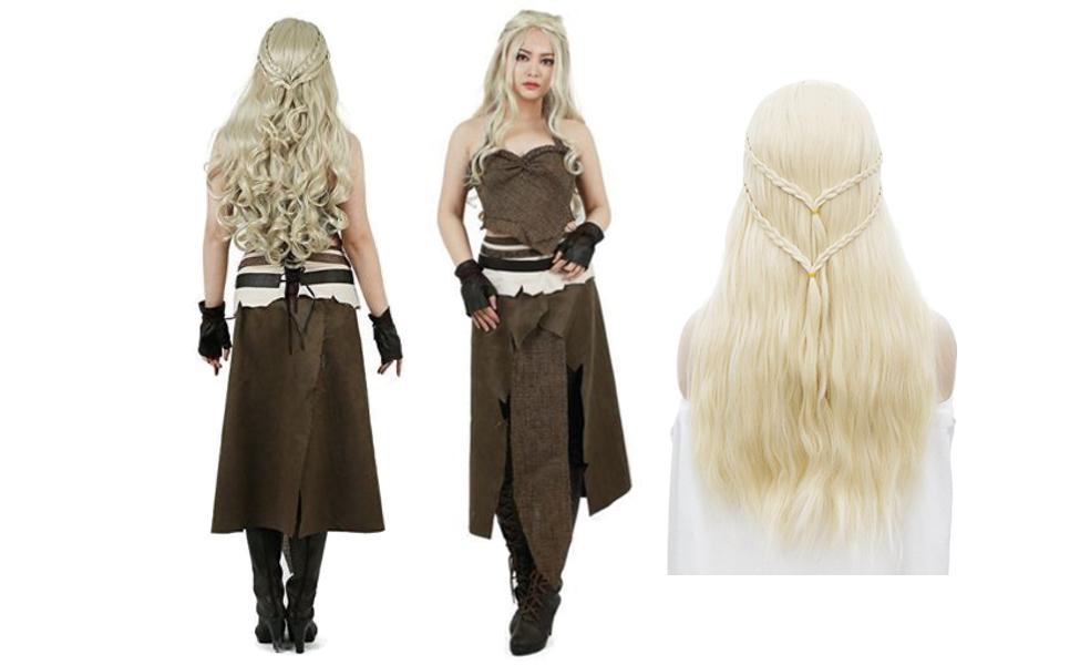 Dothraki Daenerys Targaryen Costume