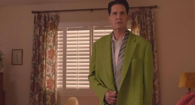 Dougie Jones From Twin Peaks