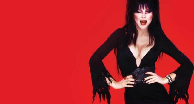 Elvira Explains How to Choose the Perfect Halloween Costume