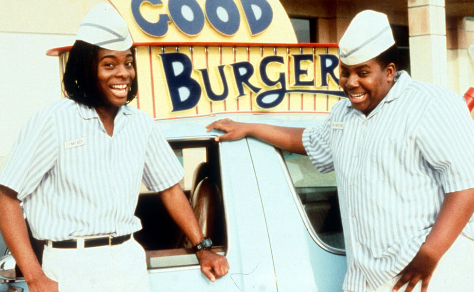 good burger employee