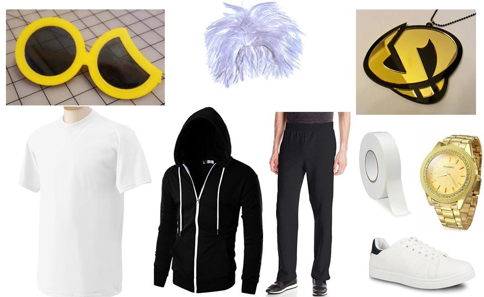 Guzma Costume