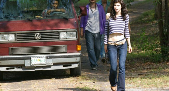 Heather Miller in Texas Chainsaw 3D