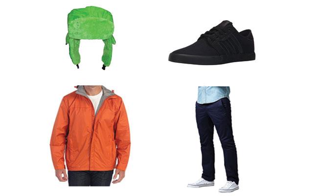 Kyle Broflovski Costume