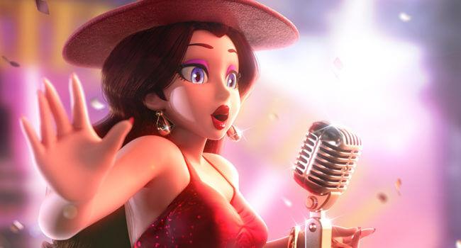 Pauline From Super Mario Odyssey