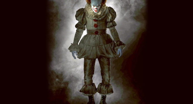 Pennywise the Dancing Clown from It (2017)