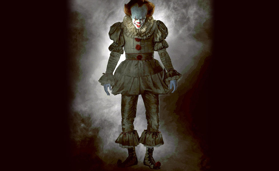 Pennywise the Dancing Clown from It (2017) : clown diy costume  - Germanpascual.Com