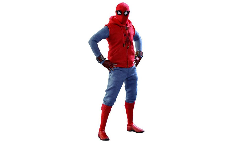 Spider Man Homecoming Homemade Suit Costume Diy Guides For Cosplay