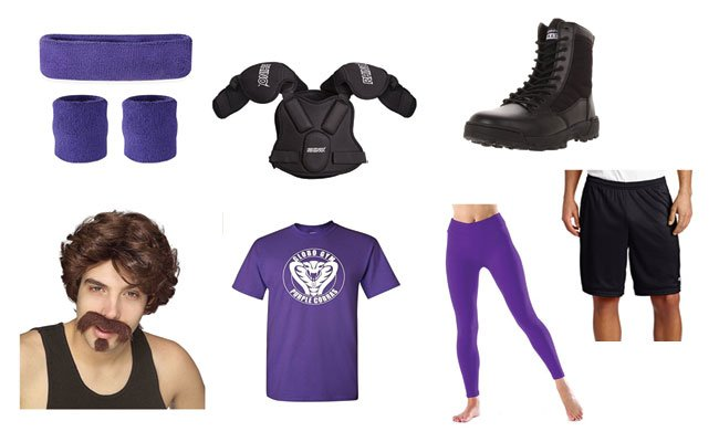 White Goodman Costume