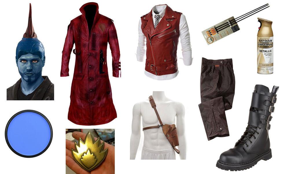 Yondu Costume