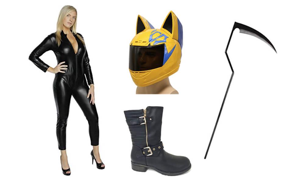 Celty Sturluson Costume