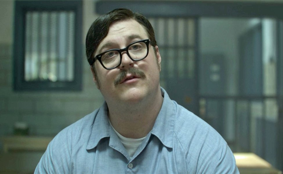 Edmund Kemper from Mindhunter
