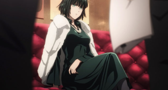 Fubuki from One-Punch Man
