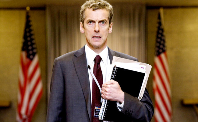 Malcolm Tucker from In The Loop
