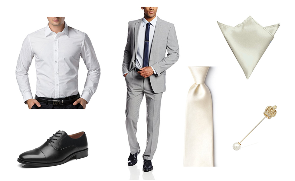 James Moriarty Costume