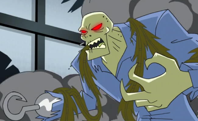 The San Franpsycho from Scooby Doo